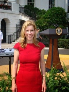 August 8, 2010: 20th Anniversary of the ADA at the White House; Washington, DC