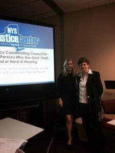 NYS Governor Appointee with Ellen Semel
